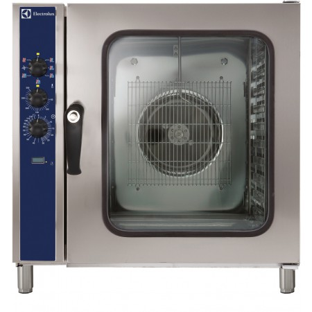 EL.CONVECTION OVEN 10 GN 1/1,CROSS-WISE