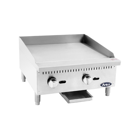 Gas 2-Burner Griddle