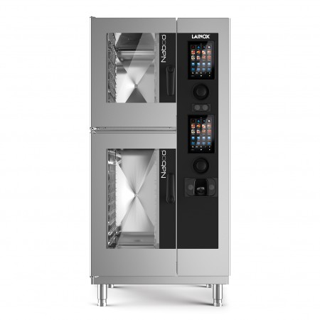 COMBI DIRECT STEAM GAS 7+10 TRAYS